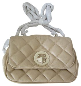 Kate Spade Quilted Leather Shoulder Bag