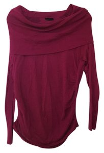 Moda International Top Raspberry
