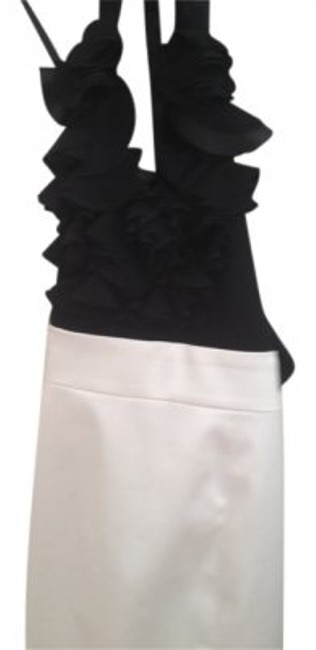 Preload https://item5.tradesy.com/images/just-taylor-black-and-white-elegant-sexy-above-knee-formal-dress-size-petite-2-xs-18629-0-0.jpg?width=400&height=650