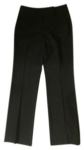 Elie Tahari Classic High-waisted Trouser Pants Black