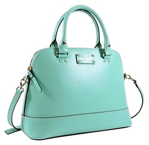 Kate Spade Satchel in Fresh Air