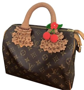 Other ON HOLD 4 ROSE Handle Covers for Louis Vuitton Speedy Alma