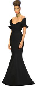 Fouad Sarkis Ball Gown Gown Elegant Red Carpet Evening Dress