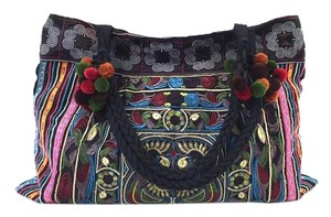 Ethnic Bohemian Purse Hobo Bag