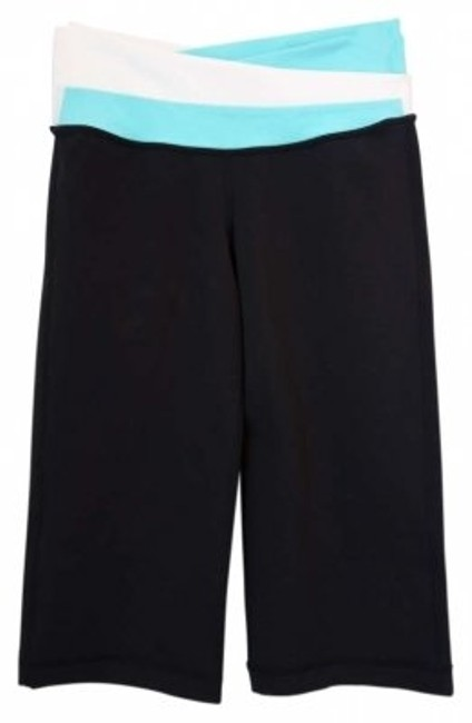 Preload https://item2.tradesy.com/images/lululemon-black-with-angel-blue-and-white-astro-pant-activewear-capriscrops-size-4-s-27-186316-0-0.jpg?width=400&height=650