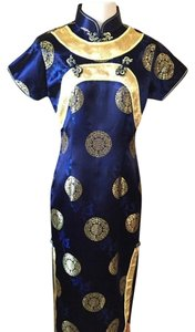 Vintage Cheongsam Cheong Dress
