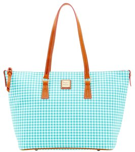 Dooney & Bourke Tote in Sea Foam