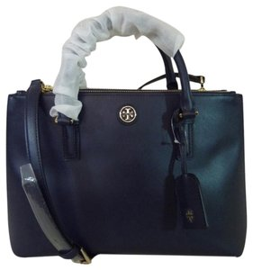 Tory Burch Satchel in Navy