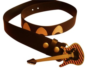 Hot Topic Like New Guitar Belt
