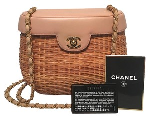 Chanel Basket Shoulder Bag