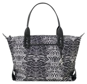 Stella & Dot Tote in Zebra