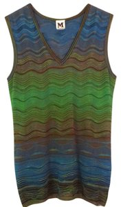 Missoni Top Green/blue