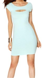 Guess short dress Green Abyss on Tradesy