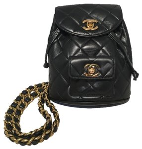 Chanel Mini Backpack