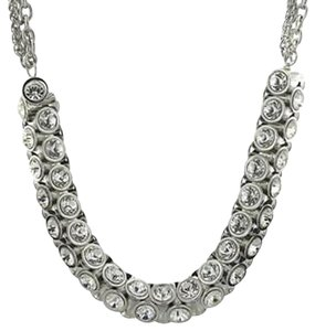Crystal Round Stones Necklace [SHIPS NEXT DAY]