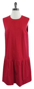 Diane von Furstenberg short dress Pink Drop Waist on Tradesy