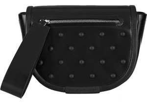 Marc by Marc Jacobs Luna Studded Leather Shoulder Bag