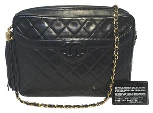 Chanel Tassel Shoulder Bag