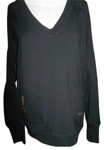 Calvin Klein Quick Dry Pockets Reinforced Elbows V-neck Sweater