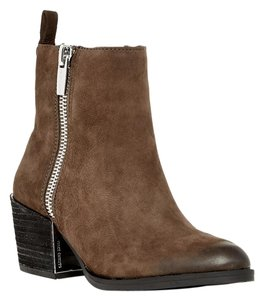 Vince Camuto Dark Beige Brown Boots