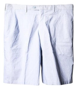 Brioni Bermuda Short Mens Cargo Jeans-Coated