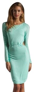 Pencey short dress Seafoam on Tradesy