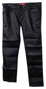 Hugo Boss Slim Fit Straight Leg Jeans-Dark Rinse