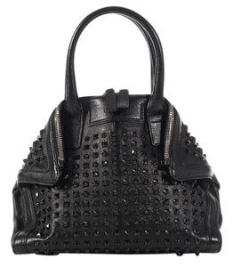 Alexander McQueen Am.k0422.15 Leather Tote