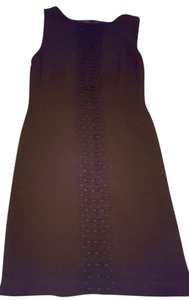 Ann Taylor Shift Lace Classic Dress