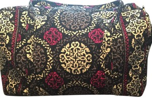 Vera Bradley Canterberry Magenta Travel Bag