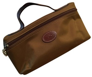 Longchamp Top Handle Cosmetic Supply Case