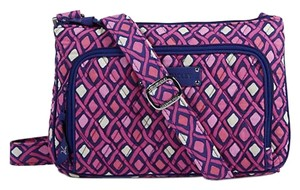 Vera Bradley Littlehipster Cotton Cross Body Bag