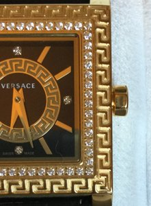 Versace VERSACE DV 25 Ltd. Ed. Anniversary Watch(1 of 100 w/ .54ct Diamonds)
