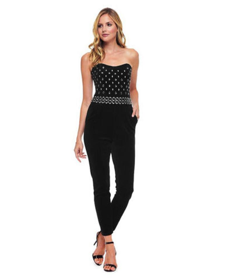bc567de46dd Juicy Couture Black Romper Jumpsuit - Tradesy