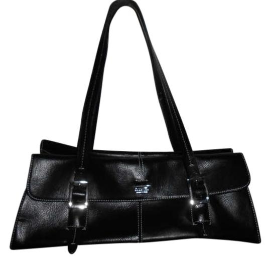 Preload https://item4.tradesy.com/images/kenneth-cole-reaction-black-pvc-satchel-186468-0-0.jpg?width=440&height=440