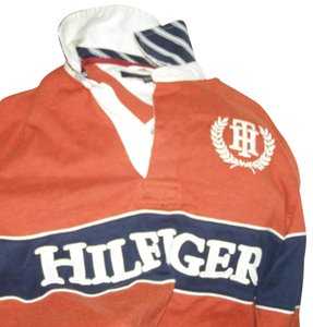 Tommy Hilfiger Tommy Hilfiger POLO SHIRT Throwback Gear size Women's M-S