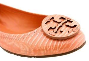 Tory Burch Tart Orange Flats