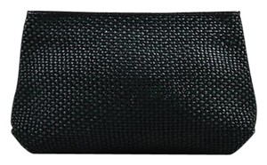 Bottega Veneta Dark Green Clutch