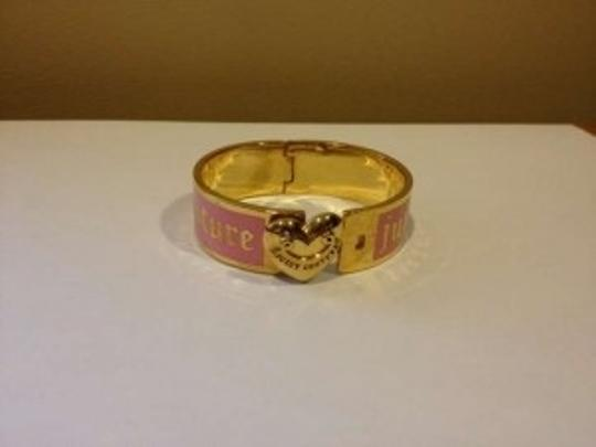 Juicy Couture Juicy Couture Bangle Heart Clasp