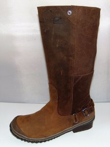 Sorel Slimboot Nutmeg Brown Boots