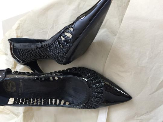 Victor and Rolf Black Pumps