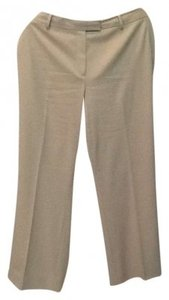 Brooks Brothers Straight Pants Golden yellow