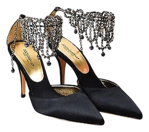 Dolce&Gabbana Dolce Gabbana Gray Black Pumps