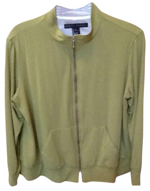 Yansi Fugel Bright lime green Jacket