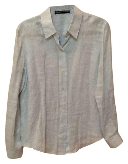 Ellen Tracy Top Light blue