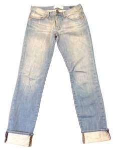 Paper Denim & Cloth Skinny Jeans-Light Wash