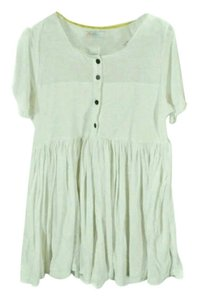 Free People short dress Wht on Tradesy