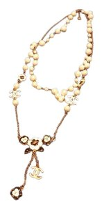 Chanel CHANEL Vintage '81 Gripoix, Pearl & Rhinestone Necklace