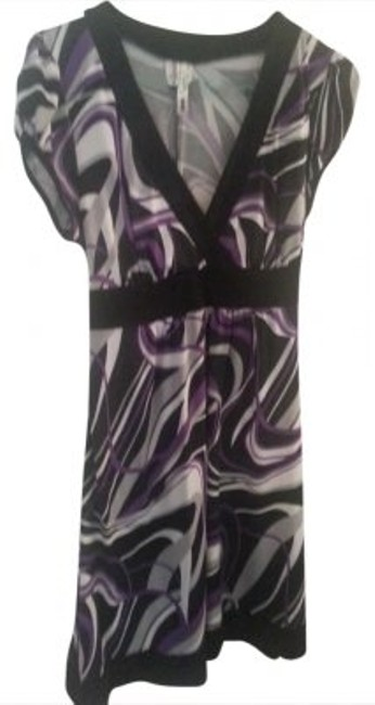 Preload https://item2.tradesy.com/images/heartsoul-purple-white-black-above-knee-night-out-dress-size-14-l-186591-0-0.jpg?width=400&height=650