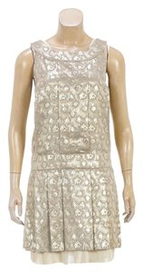 Marc by Marc Jacobs short dress Gold on Tradesy